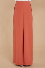 2 Chic Street Clay Pants at reddressboutique.com
