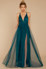 2 Matters Of The Heart Teal Maxi Dress at reddressboutique.com
