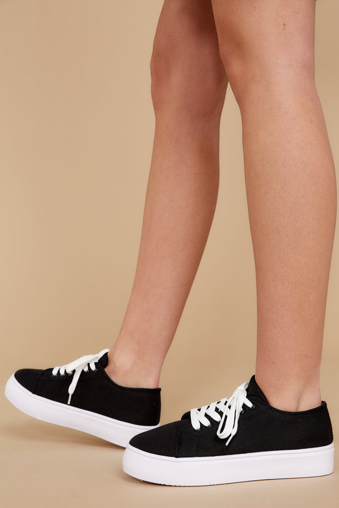 1 2790 Acot White Platform Sneakers at reddressboutique.com