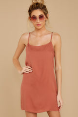 2 Think Of Me Light Salmon Dress at reddress.com