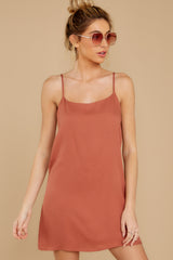4 Think Of Me Light Salmon Dress at reddress.com