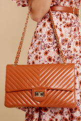 5 Polished And Poised Chestnut Bag at reddress.com