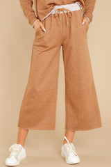 2 Coming Home Mocha Pants at reddress.com
