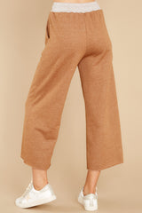 4 Coming Home Mocha Pants at reddress.com