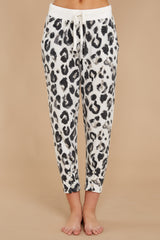 2 The Magnet Amur Leopard Jogger Pant at reddressboutique.com