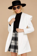 4 People To See White Coat at reddressboutique.com