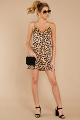 Wild Thoughts Leopard Print Dress
