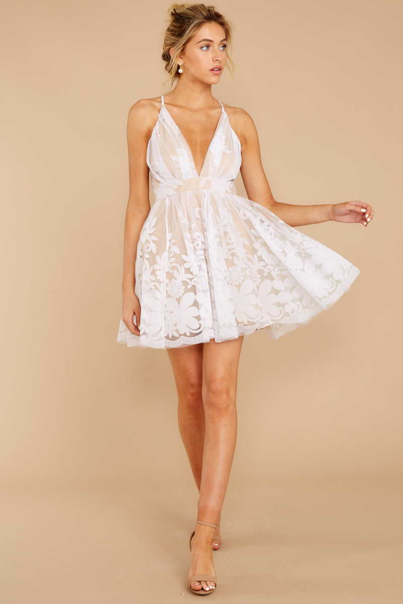 1 Best Thing I Never Had White Dress at reddressboutique.com