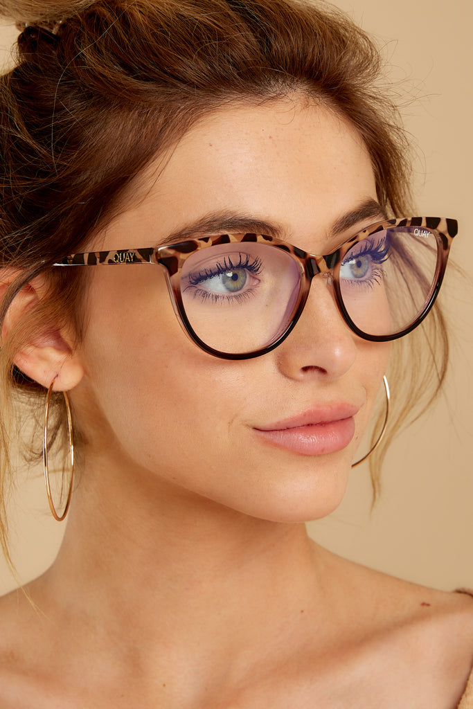 Ukiyo Rose Gold Sunglasses