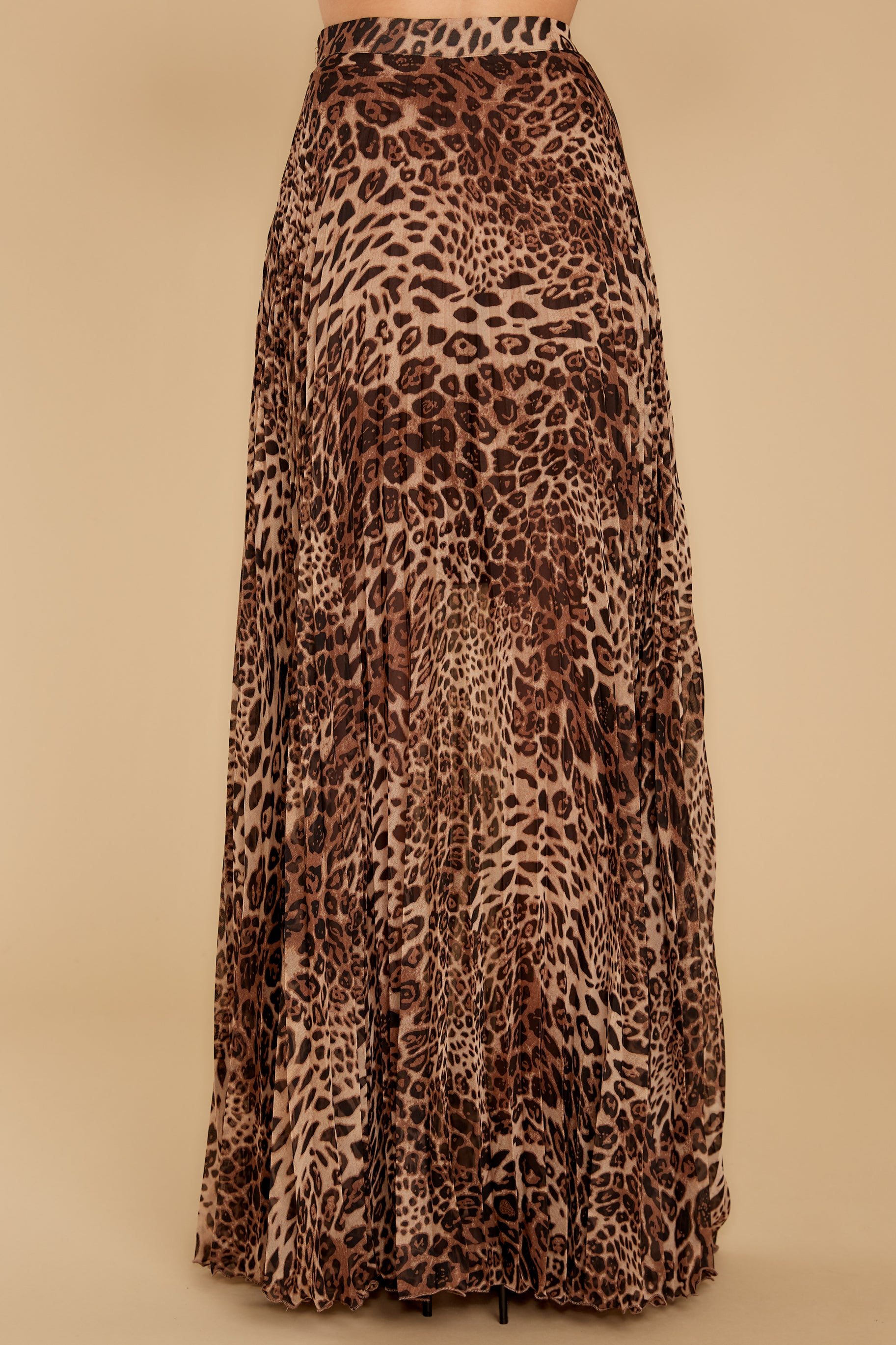 4 Now Trending Leopard Print Midi Skirt at reddressboutique.com
