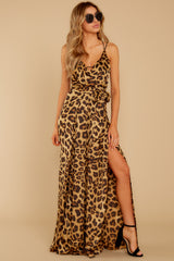 7 She's Dangerous Leopard Print Jumpsuit at reddressboutique.com