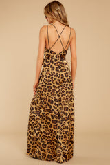 8 She's Dangerous Leopard Print Jumpsuit at reddressboutique.com