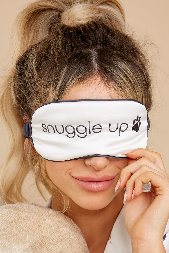 1 Snuggle Up Sleep Mask at reddress.com