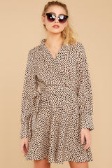 6 Before You Go Cheetah Print Dress at reddressboutique.com
