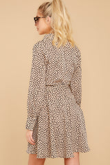 8 Before You Go Cheetah Print Dress at reddressboutique.com