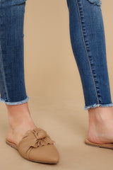 5 Set It Aside Nude Loafers at reddress.com