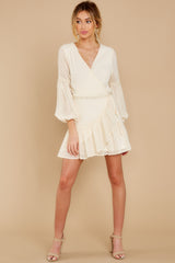 4 You're My Everything Ivory Dress at reddress.com