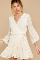 1 You're My Everything Ivory Dress at reddress.com