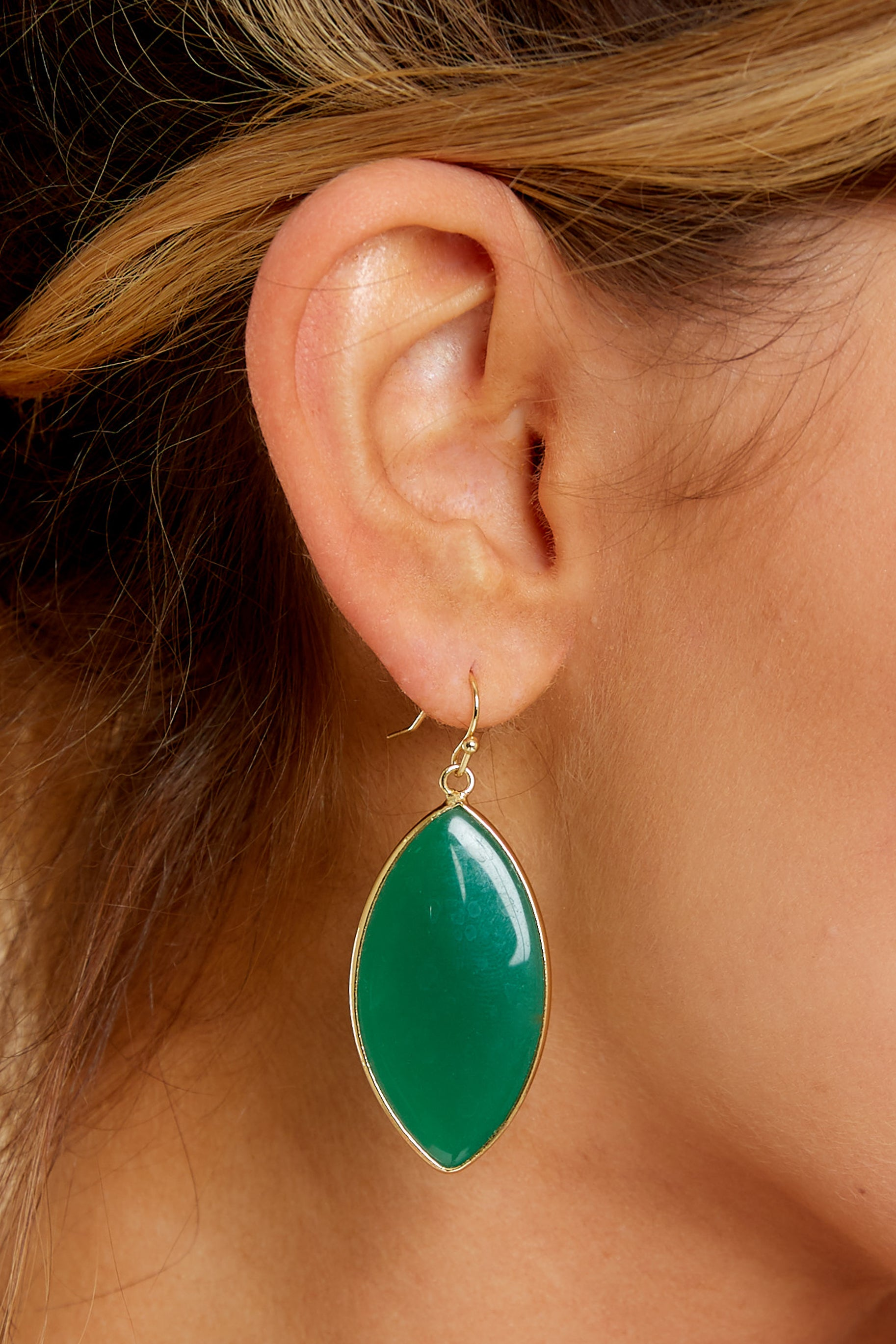 4 Even If Green Earrings at reddress.com