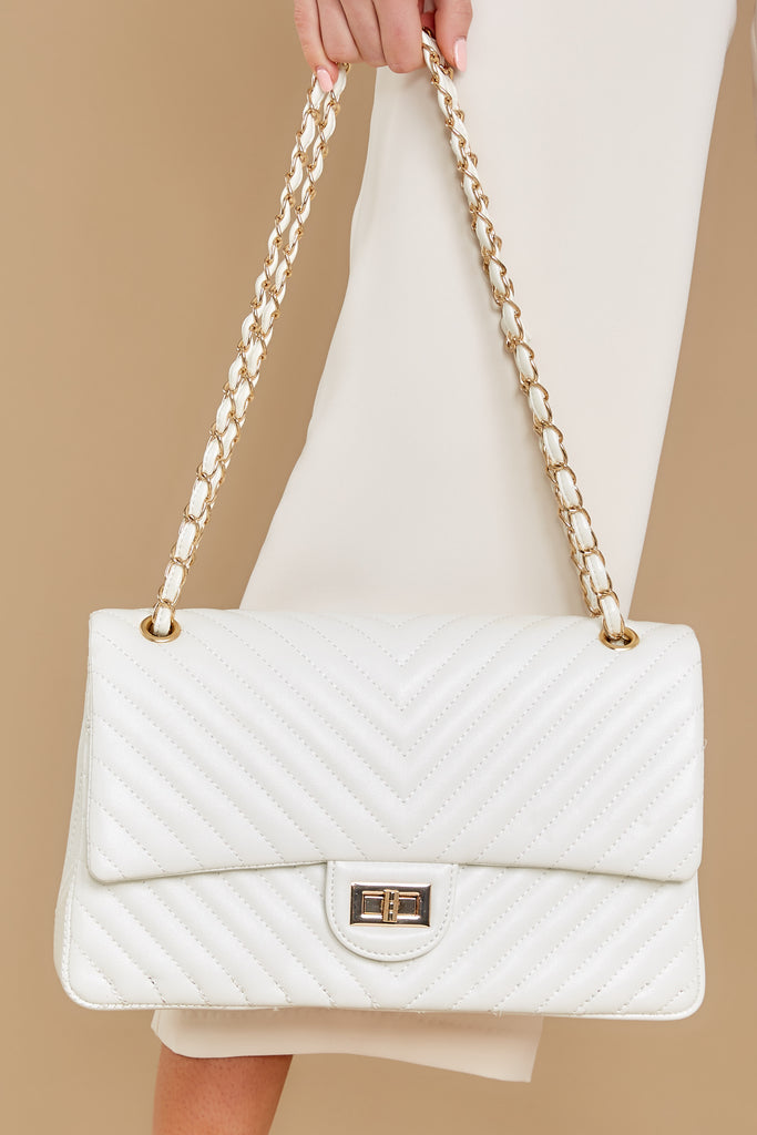 7 Carry My Love Pearl Handbag at reddressboutique.com