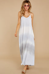 6 All My Love Light Blue Multi Maxi Dress at reddress.com