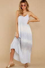 7 All My Love Light Blue Multi Maxi Dress at reddress.com