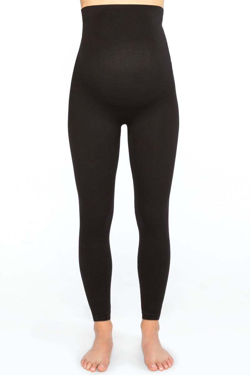 2 Spanx Mama Look At Me Now Seamless Leggings at reddressboutique.com