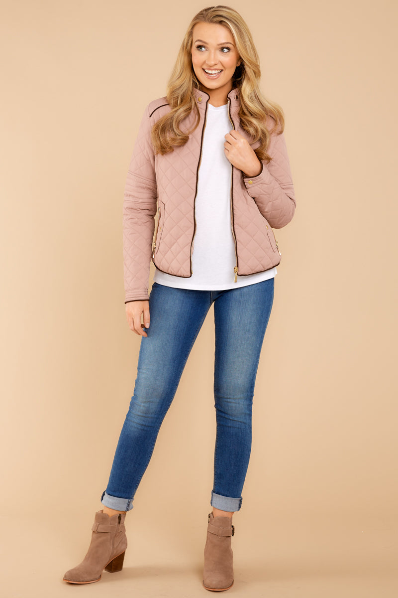 1 Feel The Chill Blush Pink Jacket at reddressboutique.com