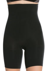 1 Power Series Higher Power Black Shorts at reddressboutique.com