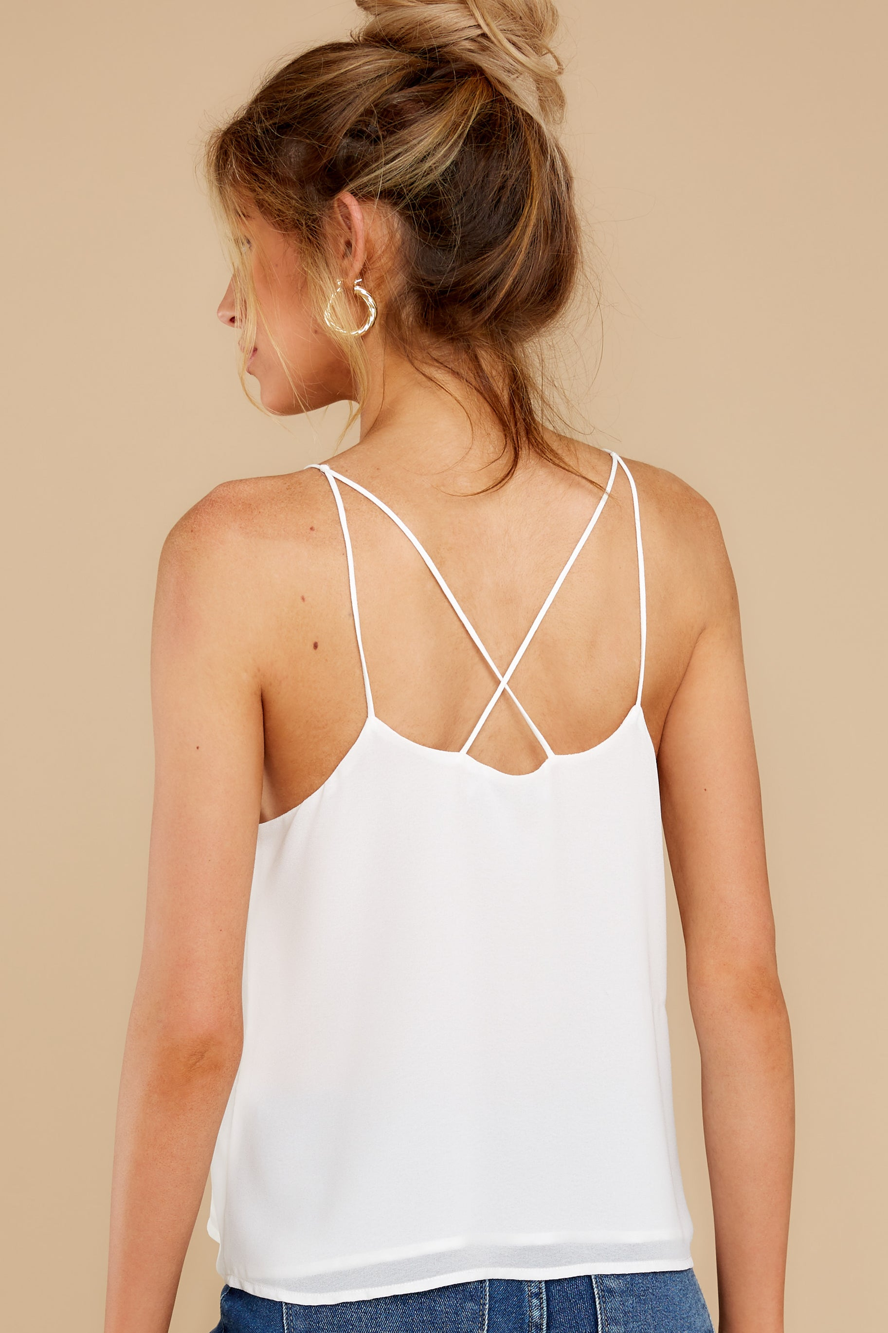6 Believe It Or Not White Top at reddress.com