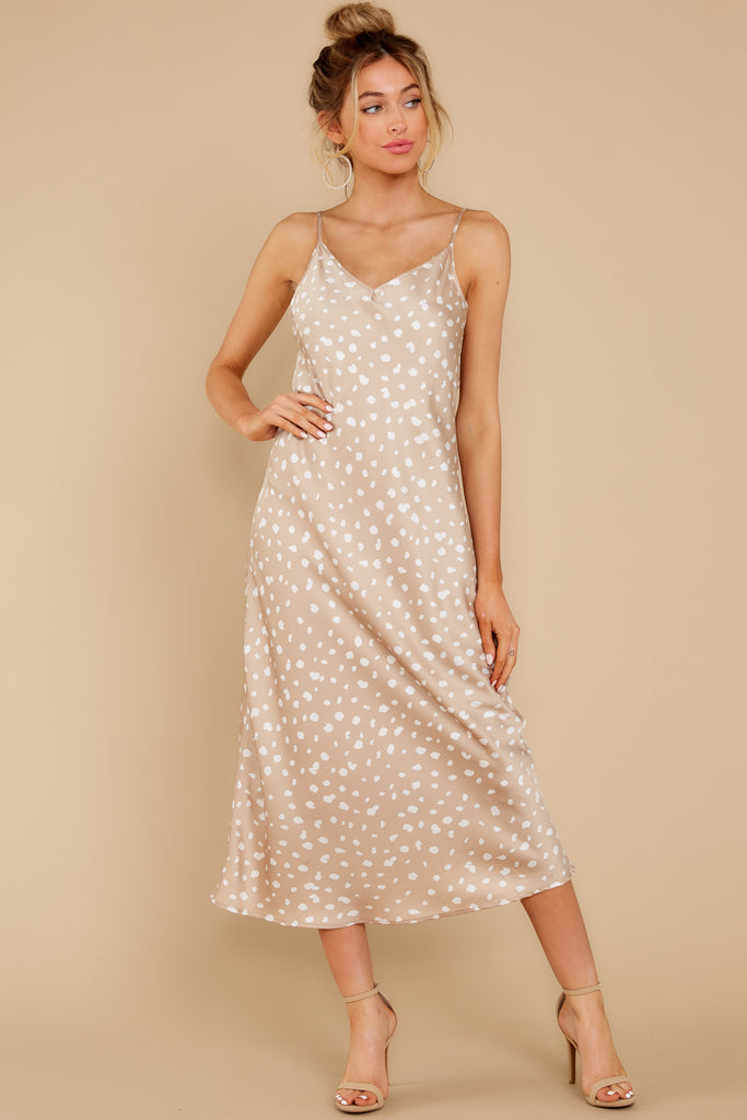 1 Sophisticated Sparkle Taupe Maxi Dress @ reddress.com