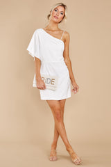 4 Hopeless Romantic White Dress at reddress.com