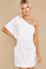 5 Hopeless Romantic White Dress at reddress.com
