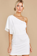 6 Hopeless Romantic White Dress at reddress.com