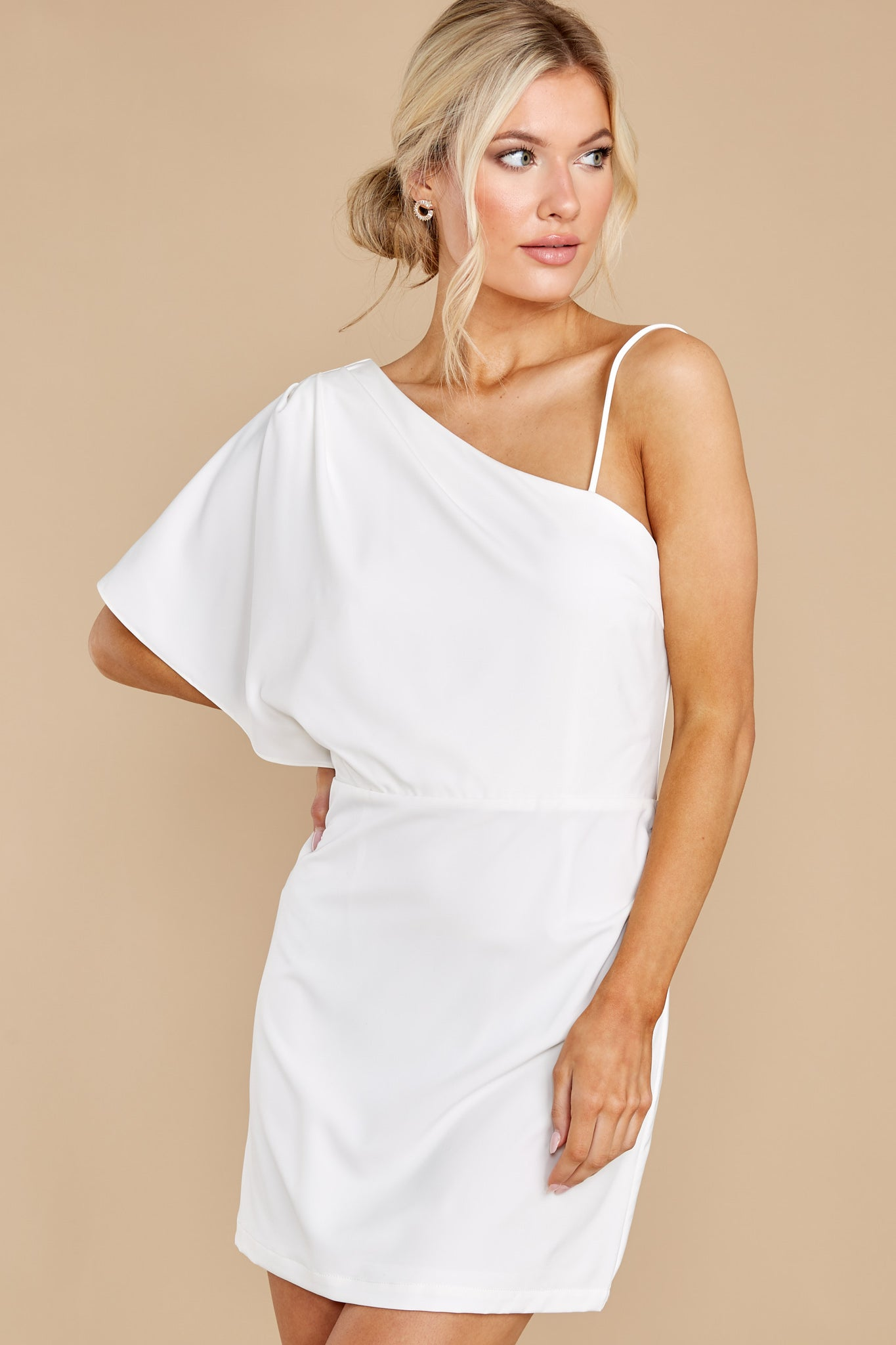 7 Hopeless Romantic White Dress at reddress.com