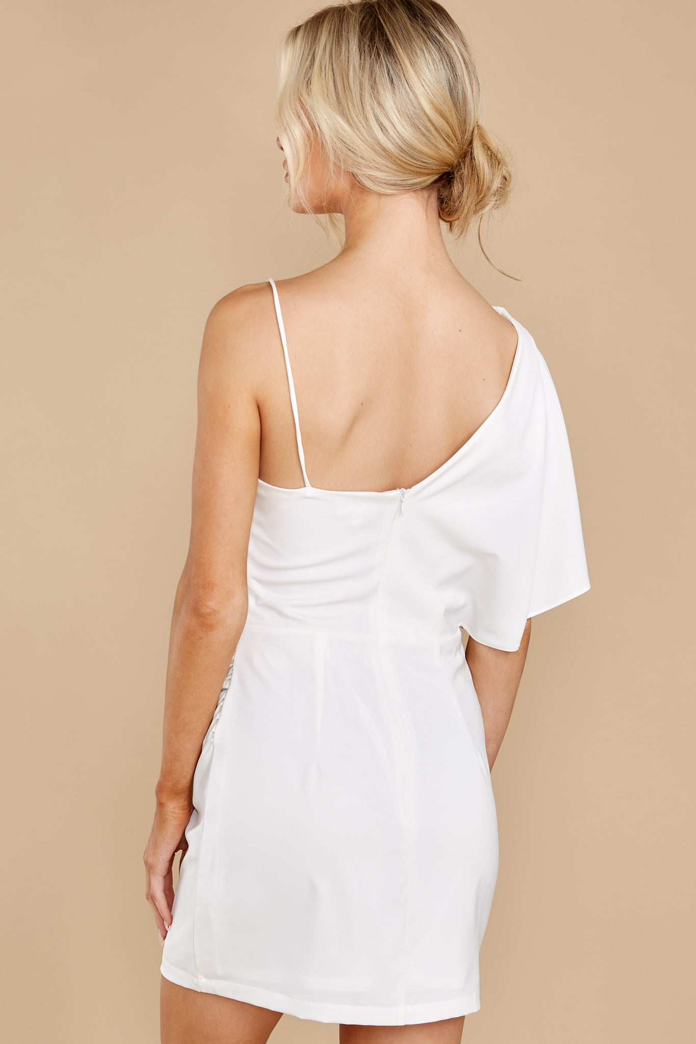 8 Hopeless Romantic White Dress at reddress.com