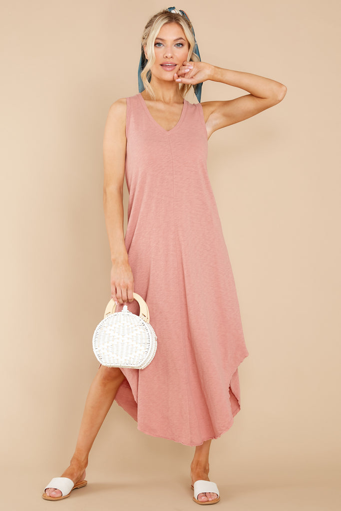 1 Reverie Wild Rose Midi Dress at reddress.com
