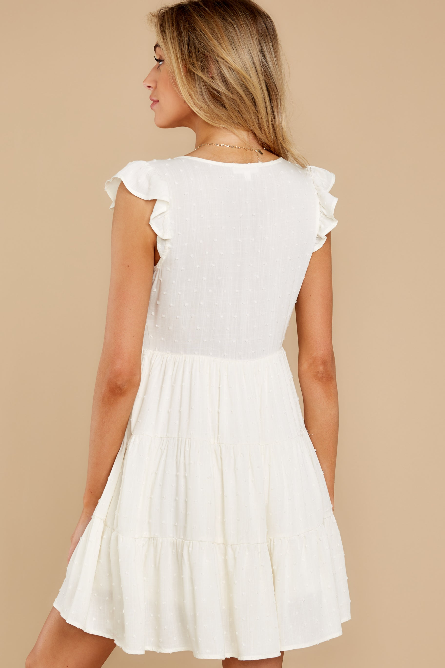8 With Promises White Dress at reddress.com