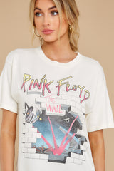 1 Pink Floyd Headmaster Weekend White Tee at reddress.com