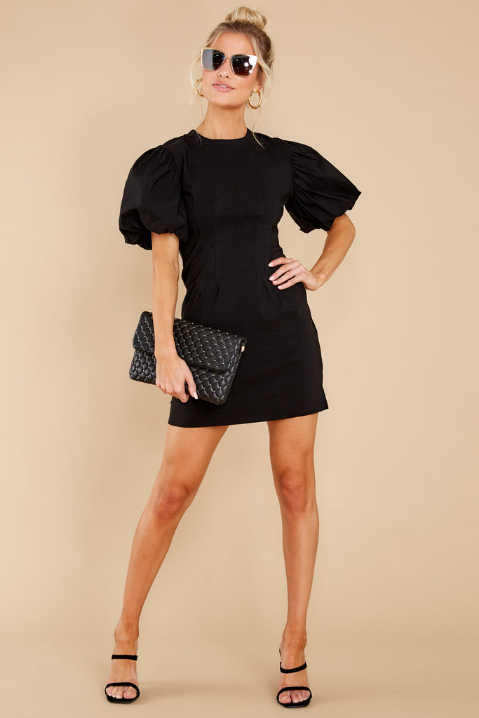 1 So Unreal Black Dress at reddress.com