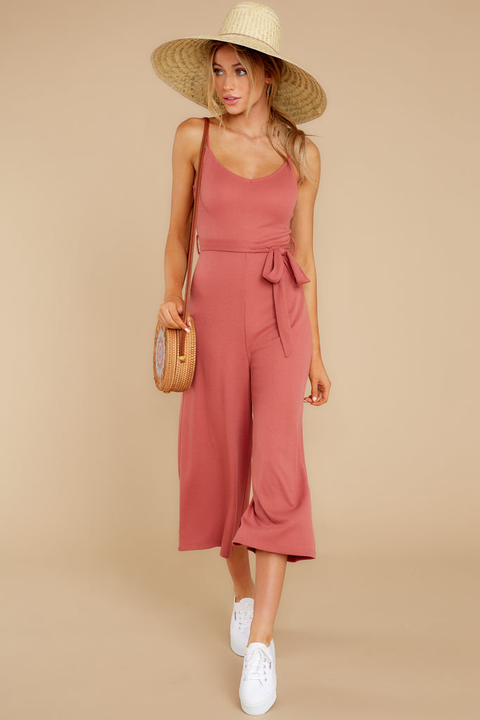 1 Can You Believe This Blush Jumpsuit at reddress.com