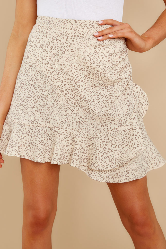 1 Touch Of Fancy White Skirt at reddress.com