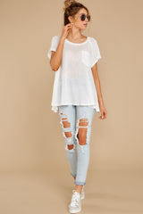 3 Breeze By White Top at reddress.com