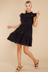 2 So Unreal Black Dress at reddress.com