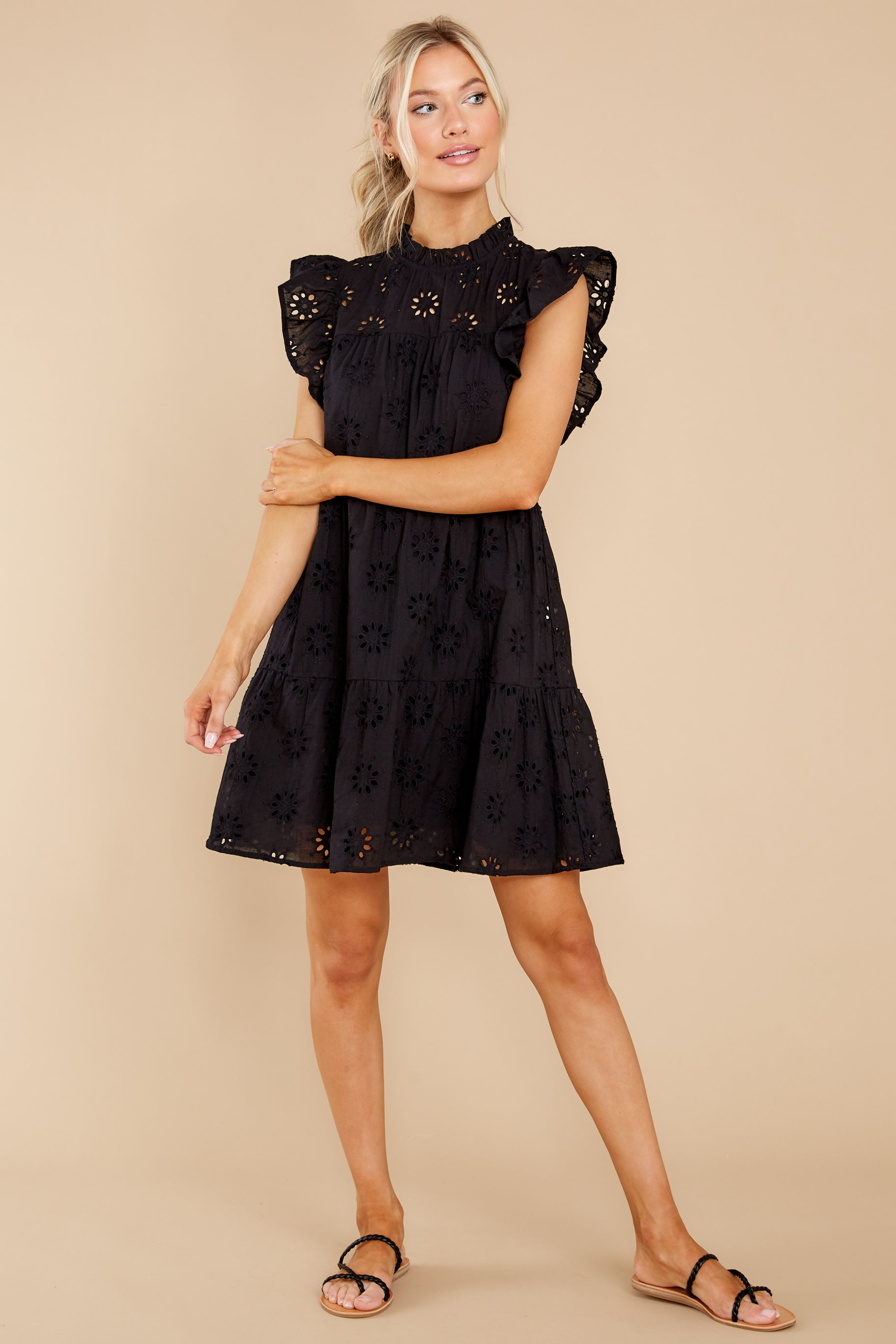 5 So Unreal Black Dress at reddress.com