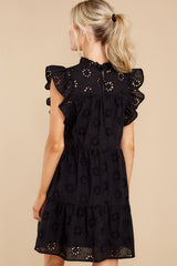9 So Unreal Black Dress at reddress.com