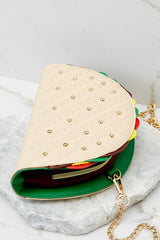 5 Something To Taco About Purse at reddressboutique.com