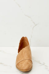 2 Take The Chance Camel Booties at reddressboutique.com Take The Chance Camel Booties at reddressboutique.com