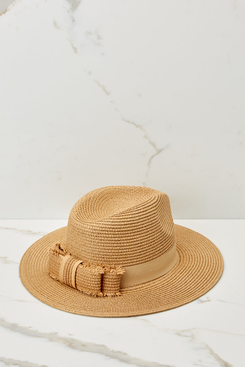5 Day In The Sun Tan Hat at reddressboutique.com