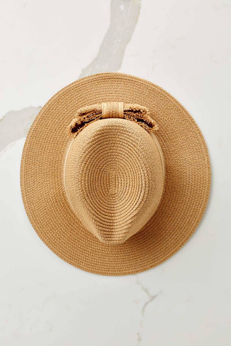 7 Day In The Sun Tan Hat at reddressboutique.com